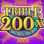Triple 200x Pay Slot Machines  2.853  APK (MOD, Unlimited Money)