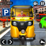 Tuk Tuk Auto Rickshaw Driver 2019:City Parking 1.4 APK (MOD, Unlimited Money)