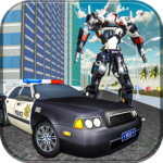 US Police Transform Robot Car: Real Snow City 1.0.7 APK (MOD, Unlimited Money)