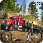 USA Truck Driving School: Off-road Transport Games 1.13(MOD, Unlimited Money)