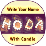 Write Name By Candle – Art Name 1.2.1 APK (Premium Cracked)