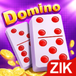 ZIK Domino QQ 99 QiuQiu KiuKiu Online 1.9.8  APK (MOD, Unlimited Money)