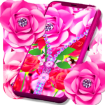 Zipper diamond flower lock screen 5.6 APK (MOD, Unlimited Money)