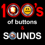 100's of Buttons & Prank Sound Effects 1.8 (MOD, Unlimited Money)