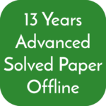 13 Years Jee Advanced Solved Papers Offline 2.6 APK (Premium Cracked)