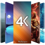 4K Wallpapers – HD, Live Backgrounds, Auto Changer 6.4 (MOD, Unlimited Money)