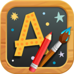 ABC Tracing for Kids Free Games 4.0.1 APK (Premium Cracked)