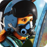 Ace Fighter: Modern Air Combat Jet Warplanes 2.59 (MOD, Unlimited Money)