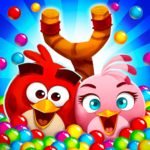 Angry Birds POP Bubble Shooter 3.89.0  (MOD, Unlimited Money)