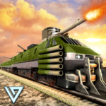 Army Train Shooter: New Train Shooting Games 2020 2.2 APK (MOD, Unlimited Money)