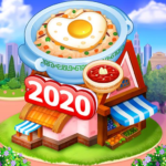 Asian Cooking Star: Crazy Restaurant Cooking Games 0.0.20  (MOD, Unlimited Money)