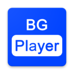 BG Player 4.1.4 APK (Premium Cracked)