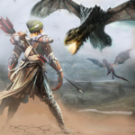 Battle of Mighty Dragons: Archery Games 2019 2.3(MOD, Unlimited Money)