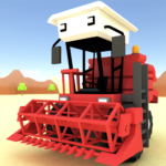 Blocky Farm Racing & Simulator – free driving game 1.30 (MOD, Unlimited Money)