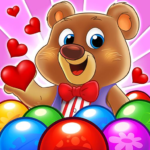 Bubble Friends Bubble Shooter Pop 1.4.6 (MOD, Unlimited Money)