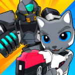 CATRIX : Clash of Cats 2.6.0 (MOD, Unlimited Money)