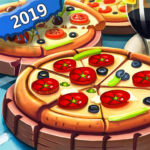 Cake Pizza Factory Tycoon: Kitchen Cooking Game 1.71(MOD, Unlimited Money)