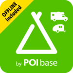 Camping.Info by POIbase Campsites & Pitches V6.8.0 APK (Premium Cracked)