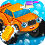Car Wash – Monster Truck 1.1.5(MOD, Unlimited Money)