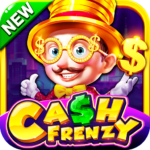 Cash Frenzy™ Casino – Top Casino Games  APK (MOD, Unlimited Money) 1.70