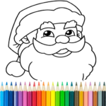 🎅Christmas Coloring 14.0.0 APK (Premium Cracked)