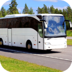 City Coach Bus Driving Simulator 3D: City Bus Game 1.0 (MOD, Unlimited Money)