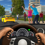 City Taxi Driver 2020: US Crazy Cab Simulator 1.0 (MOD, Unlimited Money)