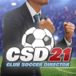 Club Soccer Director 2021 – Soccer Club Manager 1.4.6 (MOD, Unlimited Money)