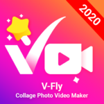 Collage Maker VFly-Status: Photo Video Maker 1.5 APK (Premium Cracked)