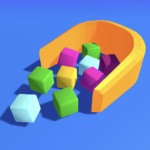 Collect Cubes 1.2.3 (MOD, Unlimited Money)