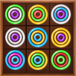 Color Rings – Colorful Puzzle Game 3.1 (MOD, Unlimited Money)