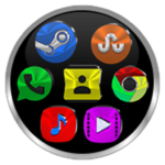 Colorful Nbg Icon Pack ✨Free✨ 12.0 APK (Premium Cracked)