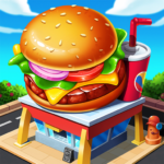 Cooking Crush: Cooking Games Madness – Frenzy City 1.3.1  (MOD, Unlimited Money)