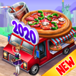 Cooking Urban Food – Fast Restaurant Games 9.1 (MOD, Unlimited Money)