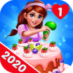 Cooking World: Casual Cooking Games of my cafe' 2.1.1(MOD, Unlimited Money)