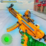 Counter Terrorist Robot Shooting Game: fps shooter 1.8 (MOD, Unlimited Money)