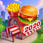 Crazy Chef: Fast Restaurant Cooking Games 1.1.42  (MOD, Unlimited Money)