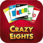 Crazy Eights 3D 2.8.8  (MOD, Unlimited Money)