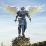 Crime Angel Superhero – Vegas Air Strike 1.1.0 APK (Premium Cracked)