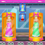 Dream Doll Factory: Princess Toy Maker Game 1.0.4 APK (MOD, Unlimited Money)