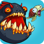 Eatme.io: Hungry fish fun game  (MOD, Unlimited Money)3.8.4