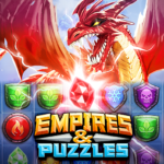 Empires & Puzzles: Epic Match 3 32.0.0 APK (Premium Cracked)