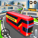 Euro Coach Bus Driving Simulator Bus Parking Games 23  APK (Premium Cracked)