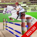 Extreme Horse Racing 3d 1.03 (MOD, Unlimited Money)