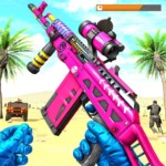 FPS Counter Attack 2019 – Terrorist Shooting games 1.10 (MOD, Unlimited Money)