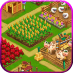 Farm Day Village Farming: Offline Games 1.2.44 (MOD, Unlimited Money)