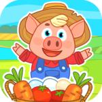 Farm for kids. 1.0.5 (MOD, Unlimited Money)