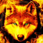 Fire Wallpaper and Keyboard – Lone Wolf 3.41 (MOD, Unlimited Money)