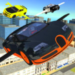 Flying Car Transport Simulator 1.26 (MOD, Unlimited Money)