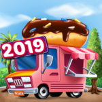 Food Truck : Restaurant Kitchen Chef Cooking Game 1.3 (MOD, Unlimited Money)